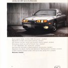 2001 Aurora Oldsmobile Magazine Advertisement