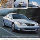 Acura TL Type S Magazine Advertisement