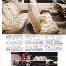 Vintage 1980 Chrysler New Yorker Magazine Advertisement