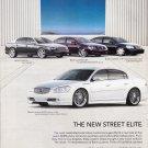 Buick Lucerne Magazine Advertisement