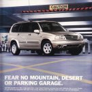 Suzuki  XL7 Magazine Advertisement