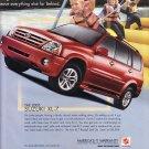 Suzuki XL 7 Magazine Advertising