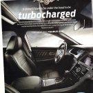 Ford Tauris SHO Magazine Advertisement