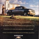 Chevy Silverado Hd Chevy Magazine Advertisement