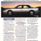 Vintage Jaguar Magazine Advertisement XJ6