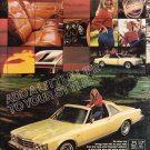 Vintage Chrysler LeBaron Magazine Advertisement