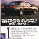 Volvo 960 Vintage Magazine Advertisement