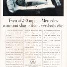 Mercedes Benz Magazine Advertisement