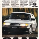 Saab Vintage Magazine Advertisement