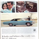 Vintage Chevy Caprice Magazine Advertisement