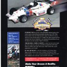 Vintage Russell Racing Magazine Advertisement