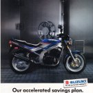 Suzuki Motorcycle Vintage Magazine Advertisement