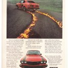 Mazda RX-3XP Magazine Advertisement