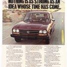 Peugeot Diesel Vintage Magazine Advertisement