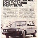 Fiat Brava Vintage Magazine Advertisement