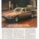 Jaguar Magazine Advertisement series III