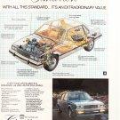 Cadillac Cimarron Vintage Magazine Advertisement