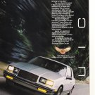 Buick Somerset Vintage Magazine Advertisement