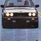 BMW Vintage Magazine Advertisement