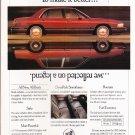 Buick LaSabre Advertisement Vintage Magazine AD