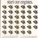 Toyota Start Your Engines Magazine Ad
