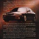 Mazda Millenium Advertisement vintage magazine ad
