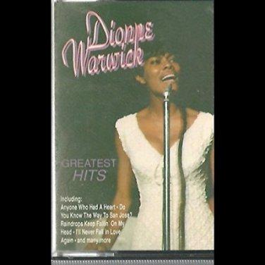 Dionne Warwick: Greatest Hits Cassette