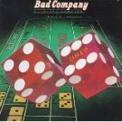 Straight Shooter  Bad Company  Audio Cassette