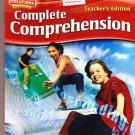 Steck-Vaughn Language Arts Solutions: Teacher's Guide Grade 6 Complete Comprehension
