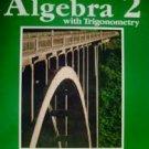 Algebra 2, with trigonometry: Solutions manual Paperback Bettye C Hall