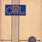 1946 YEARBOOK - THE PITT OWL - UNIVERSITY OF PITTSBURGH - VOLUME 41