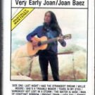 Very Early Joan -  Joan Baez  Audio Cassette