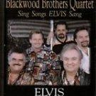 """BLACKWOOD BROTHERS QUARTET """"ELVIS FAVORITES"""" cassette"""