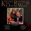 Kenny Rogers & Dottie West – Classics cassette