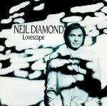 Lovescape Neil Diamond Audio Cassette