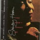 You Won't Forget Me Shirley Horn Audio Cassette