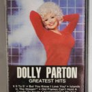 Dolly Parton Greatest Hits Audio Cassette