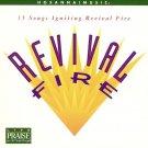 Revival Fire, Live Praise & Worship  by HOSANNA INTEGRITY cassette