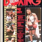Beat Boxing Magazine February 1988   MIKE TYSON/TYRELL BIGGS