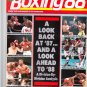 BOXING 88 boxing magazine LEONARD - HAGLER - SPINKS March 1988