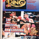 THE RING MAGAZINE, February , 1994 - LENNOX LEWIS - FRANK BRUNO - NIGEL