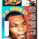 THE RING BOXING MAGAZINE Mike Tyson November 1997