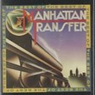 Best of: Manhattan Transfer The Manhattan Transfer  Audio Cassette