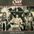 No Rest for the Wicked Ozzy Osbourne Cassette