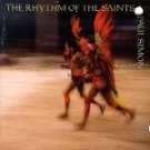 Rhythm of the Saints Paul Simon  Cassette