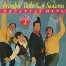 Greatest Hits 2 (Cassette) By: The Four Seasons