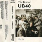 The Best of UB40, Vol. 1 UB 40 Cassette