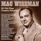 20 All Time Faves Mac Wiseman  Format: Audio Cassette