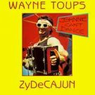 Johnnie Can't Dance Wayne Toups & Zydecajun Audio Cassette