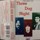 Dog Night Best of Three Dog Night Audio Cassette